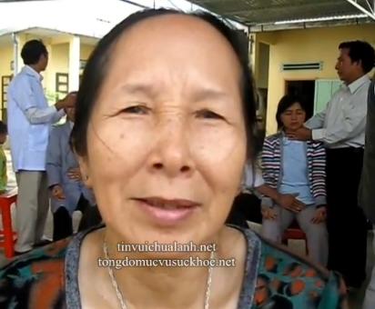 Chứng từ THIÊN KHÍ NĂNG chữa ĐAU NỬA ĐẦU và TÊ TAY 20 năm
