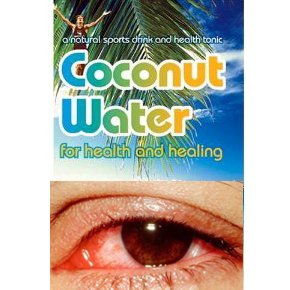 Nước Dừa chữa Đục Nhân Mắt
