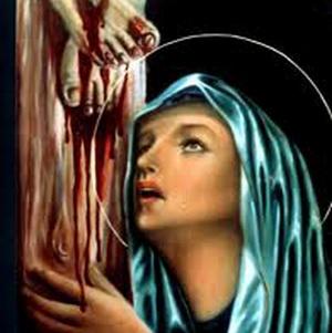 Cha đã khổ khi thấy Mẹ phải khổ – Cha đã là, vẫn là Con Thiên Chúa, cũng là Con Loài Người (9, 3+4)