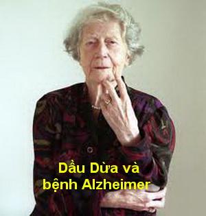 video Dầu Dừa chữa bệnh Alzheimer (bệnh suy giảm trí nhớ sớm)