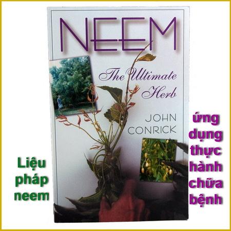 Liệu pháp nim (neem): ứng dụng thực hành chữa bệnh