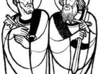 Khóa Dưỡng Sinh thứ 50, thứ Bảy 27.6.2015: Mừng kính thánh Phêrô và PhaoLô – Kỷ niệm 3 Năm Thành Lập TĐMVSK VN