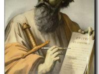 Các đề tài thần học nổi bật trong các thư của thánh Phaolô