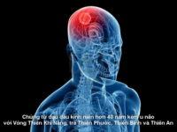 Chứng từ đau đầu kinh niên hơn 40 năm kèm u não với vòng Thiên Khí Năng, trà Thiên Phước Well-Being Tea, Thiên Bình WT và Thiên An WT