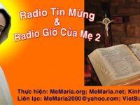 Mục lục: Radio – Tin mừng + Giờ của Mẹ #2