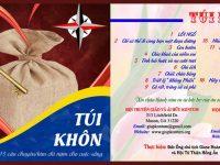 """CD """"TÚI KHÔN 1"""" –  BÀI 1-5"""